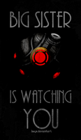 Big Sister is Watching You by beyx