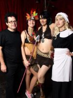 Dr Sketchy's Crew 111509 by RayWendy