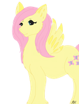 Fluttershy by ArtisticFangirl7