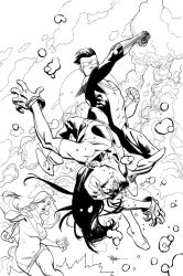 Invincible 88 cover by RyanOttley