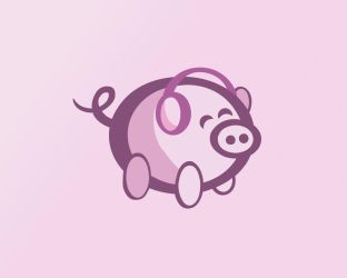 OiNK Piggy Set: 1280x1024 by OiNKmemorial