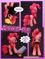 Oh Pinkie Pie...you are so random! by HeyLookASign