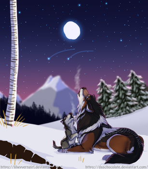 WoLF: Always With You (collab) by DasChocolate