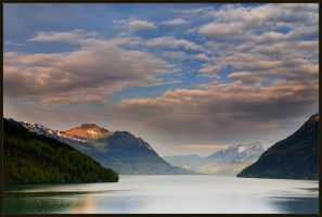 Spring in Switzerland by IgorLaptev