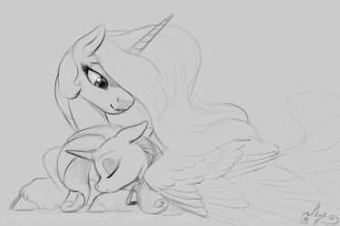 Daily Doodle 728 by Amarynceus