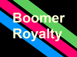 Boomer Royalty Title by PPGcomic