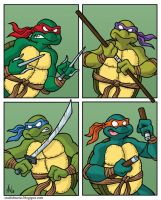 TMNT by StudioBueno