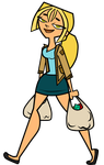 Grocery Shopping - Total Drama Bridgette by EvaHeartsArt