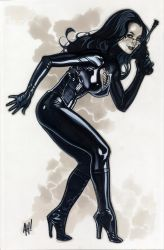 Sneaky Baroness by AdamHughes