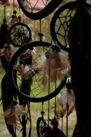 a dreamcatcher. by 74DECADENCE