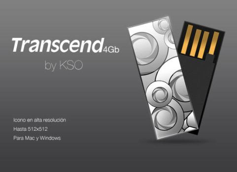Transcend 4Gb by KSO