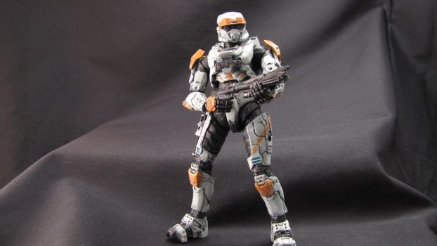Spartan Commander Cody by clem-master-janitor