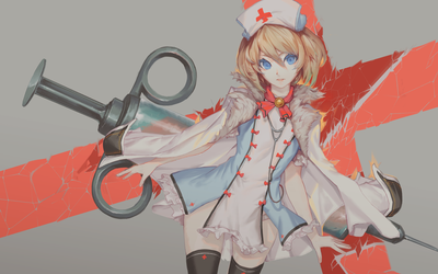 Commission: Blanc by softmode