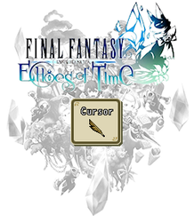 FFCC - Echoes of Time Cursor by UltimeciaFFB