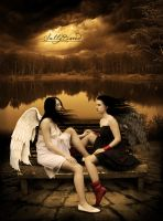 Opposites attract by SallyBreed