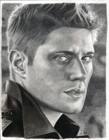 Jensen Ackles by Andrea320