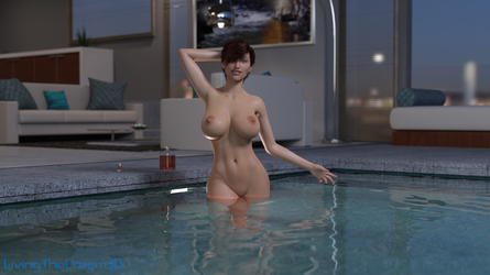 Eden-pool night by Crysis328