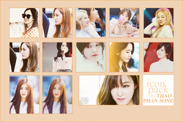 [160919] Pack ICON by THAOPHANSONE by ThaoPhanSone