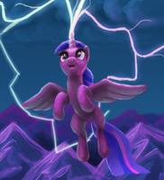 Excess Power Twilight by odooee