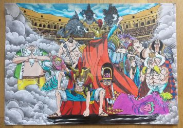 Dressrosa FINISHED by suitae