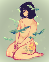 Fish by R0BUTT
