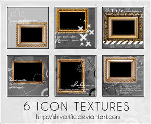 Icon Texture Set 3 by Shivatific