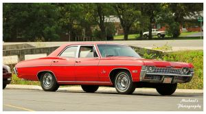 A 1968 Chevy Impala by TheMan268