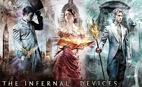 The Infernal Devices covers by letydb