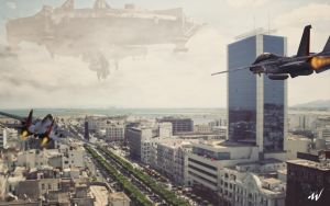 Matte Painting by Predator2104