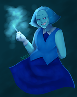 [SU] Small Slyyy Blue by Jeroine