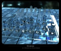 Glass Chess by chris51888