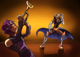 And The Trumpets They Go by stargirl5286