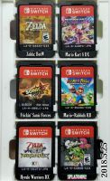NS Cartridge Collection 2018.5.25 by Zack113