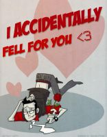 Accidental Valentine by mct421