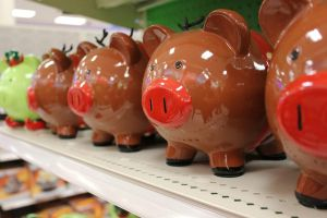 Piggy Banks by kato9stock