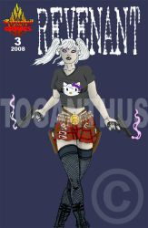 Revenant Issue 3 by toganthus