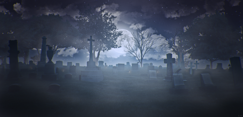 Cemetary by EXVIL