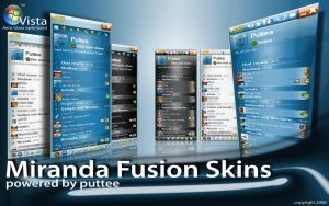Miranda Fusion by Puttee