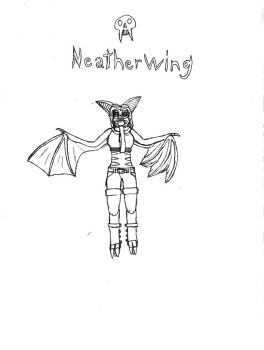 Neatherwing by Dragonjaj