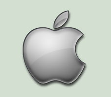 Apple PSD by mullet