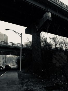Under The Over Pass by jemgirl