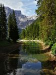 Reflections in Braies by Sergiba