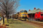 Passing though Lee's Summit,Mo. by Railphotos