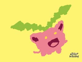 Hoppip Quick Sketch by Maizox