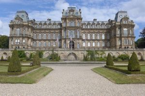Bowes Museum at Barnard Castle by bobswin