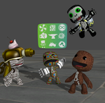 Sackboy XPS download by Chaotixninjax
