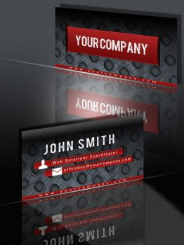 Business Card by gkcnorhan