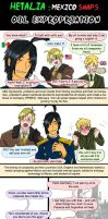 Hetalia Mexico Snaps oil expropriation by chaos-dark-lord