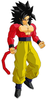Goku B3 C.A. Remake Finished by Nassif9000