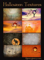 8 Free Halloween Textures for 2013 by ibjennyjenny
